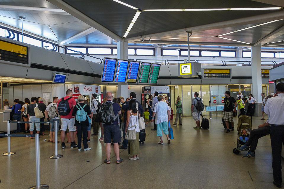 Аэропорт Берлин-Тегель имени Отто Лилиенталя