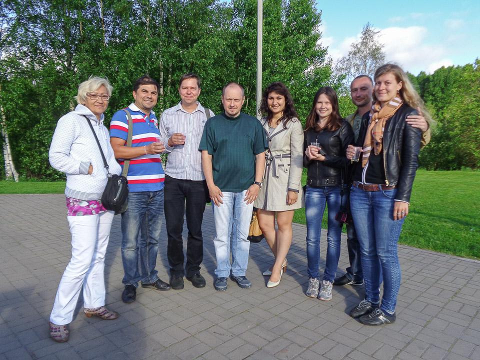 Тур по Скандинавии с ТурТрансВояж. Наша группа