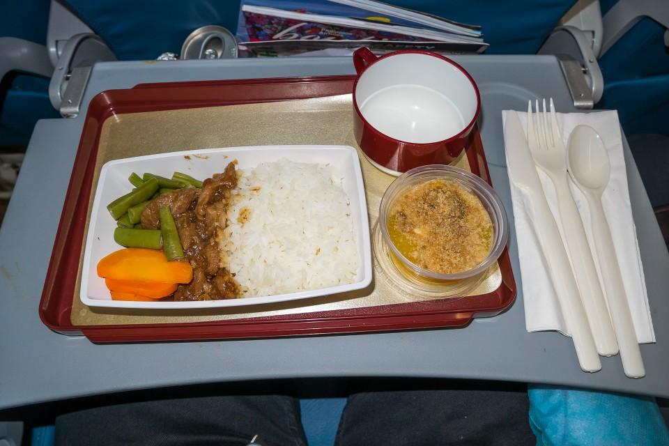 Манила-Гонгконг, авиакомпания philippine airlines