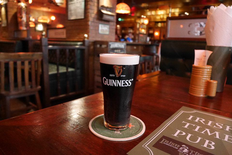 Irish Pub in Patong