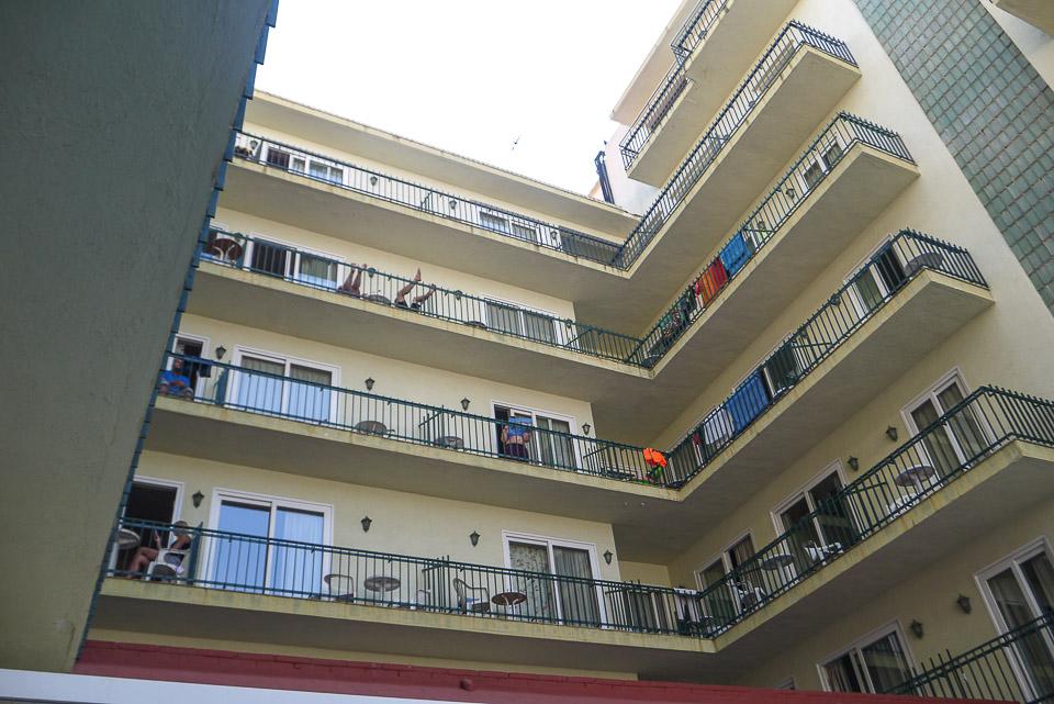 Отель Terramar