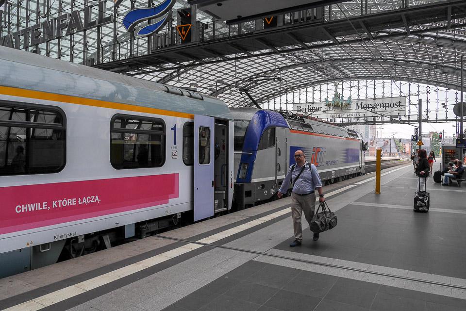 Первый класс в немецких железных дорогах