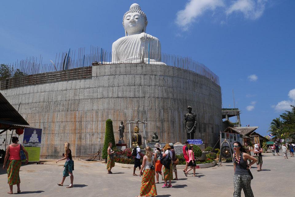 Большой Будда на Пхукете