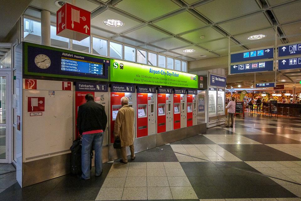 Как добраться из аэропорта Шенефельд в Берлин