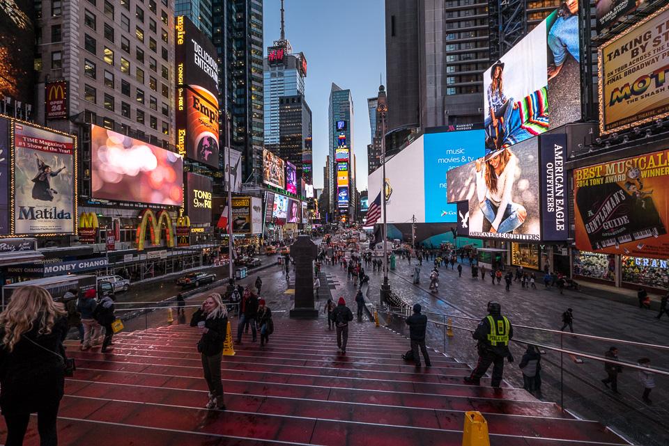 New York. Intro
