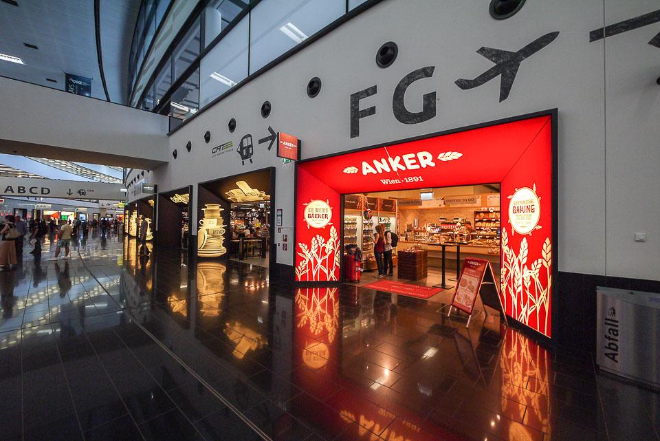 Аэропорт Вены (Швехат)