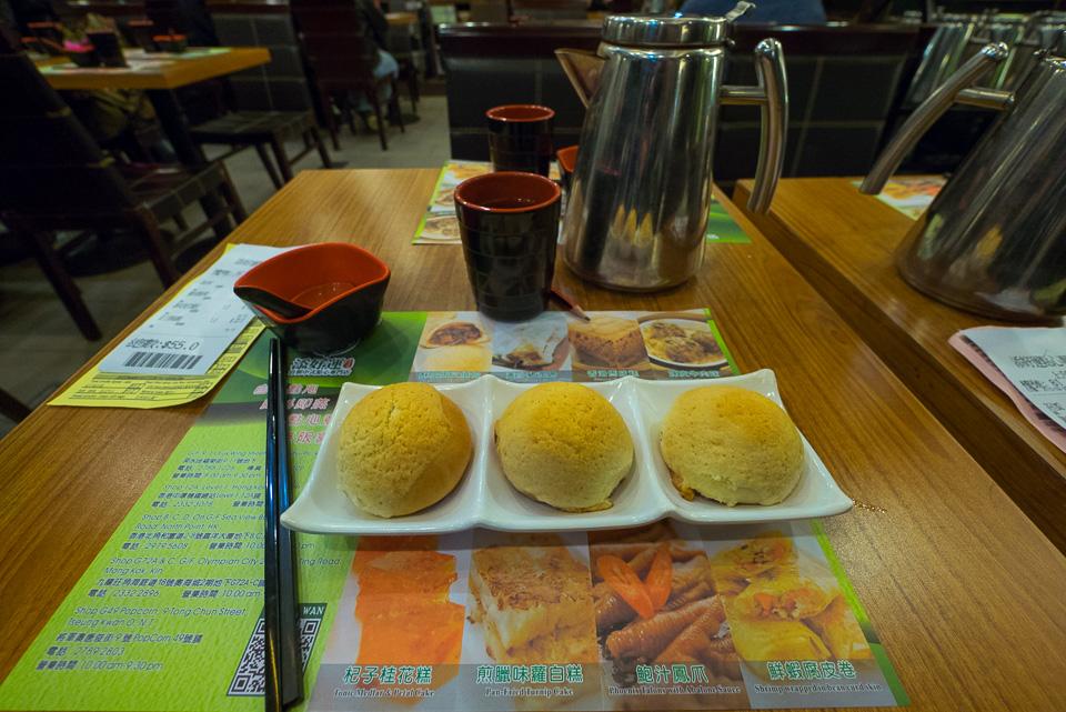 Обед в мишленовском ресторане Tim Ho Wan