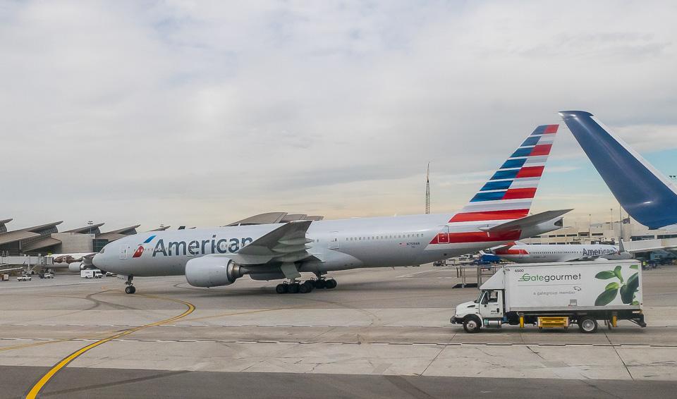 Аэропорт Лос-Анжелеса