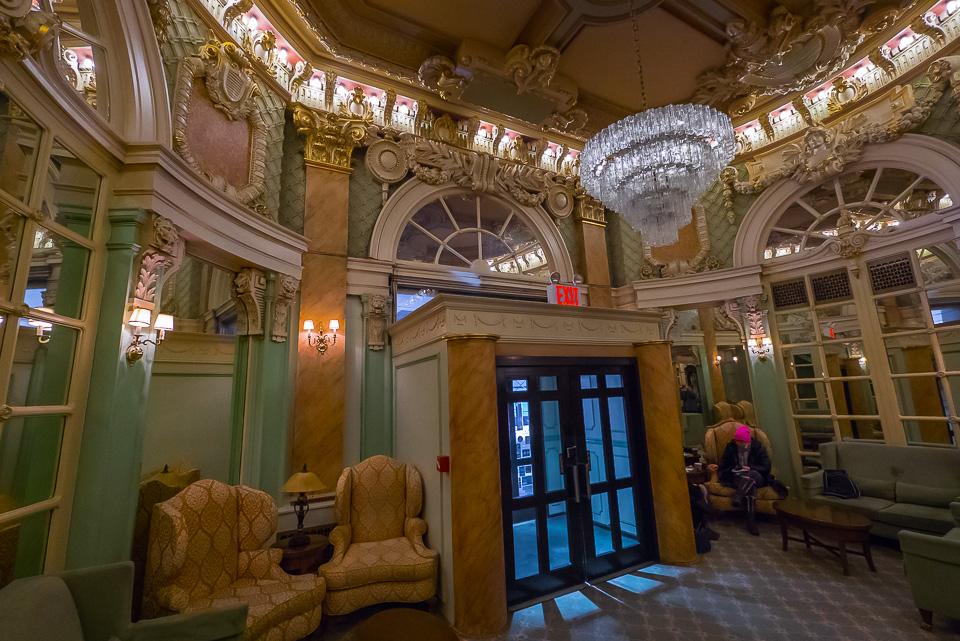 Hotel Wolcott, Нью-Йорк, США