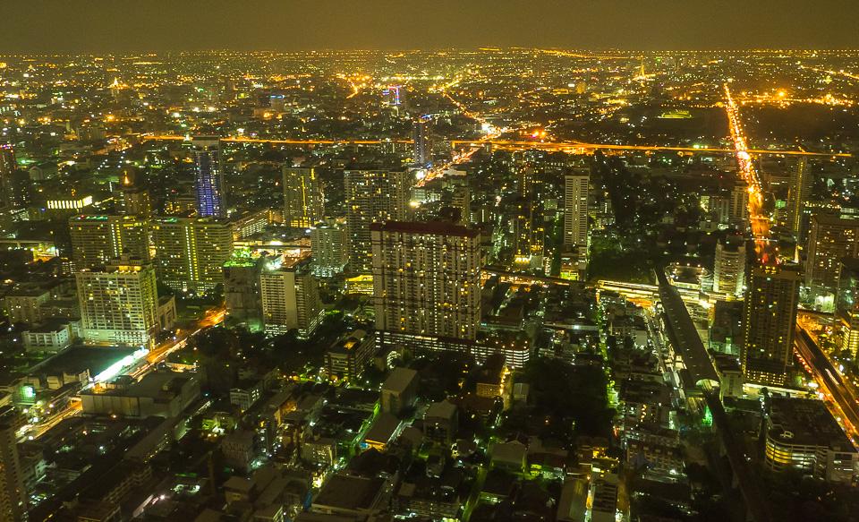 Смотровая площадка Baiyoke Sky Hotel