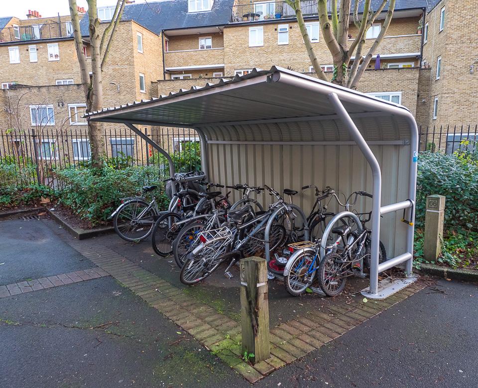 Велосипеды в Лондоне