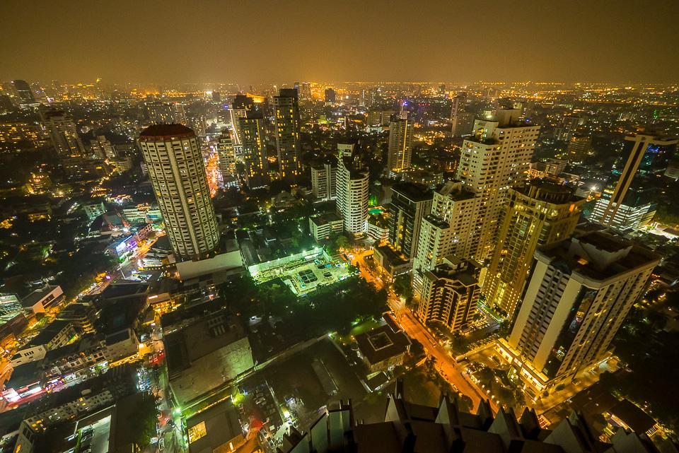 Octave Rooftop Bar at Bangkok Marriott