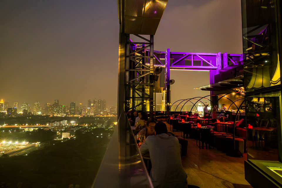 Park Society Rooftop at Sofitel So Bangkok