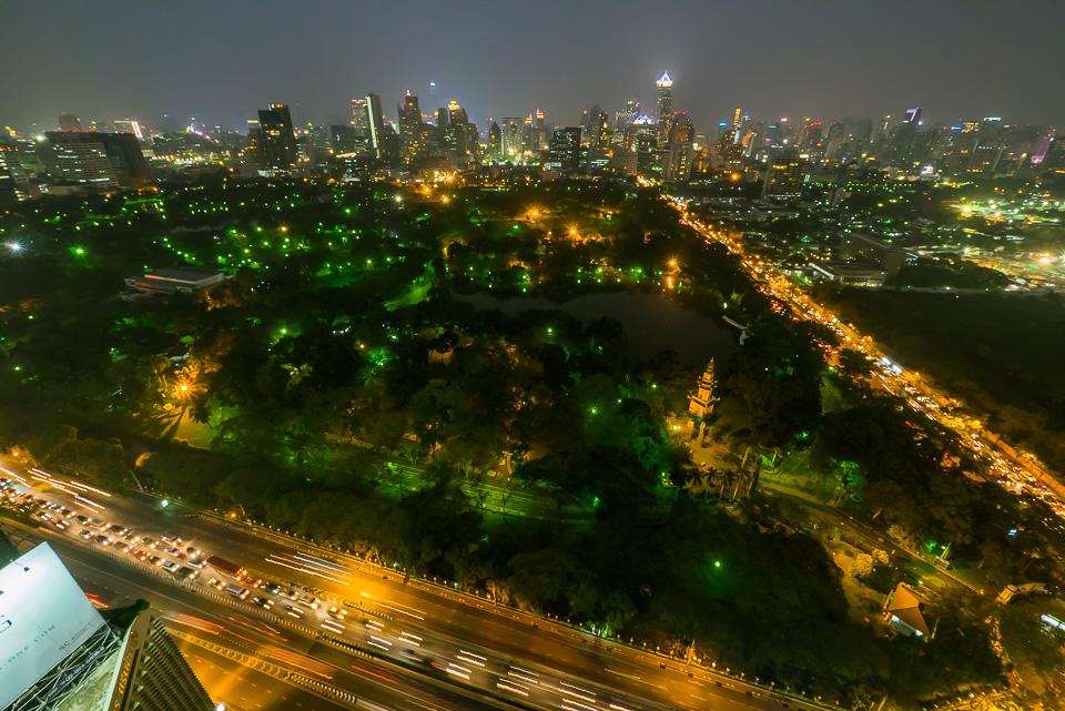 Park Society Rooftop at Sofitel So Bangkok