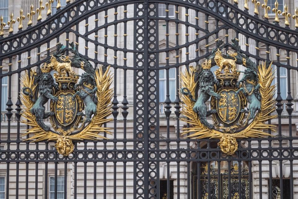 Заборы-узоры Лондона