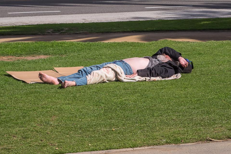 Люди в Лос-Анжелесе