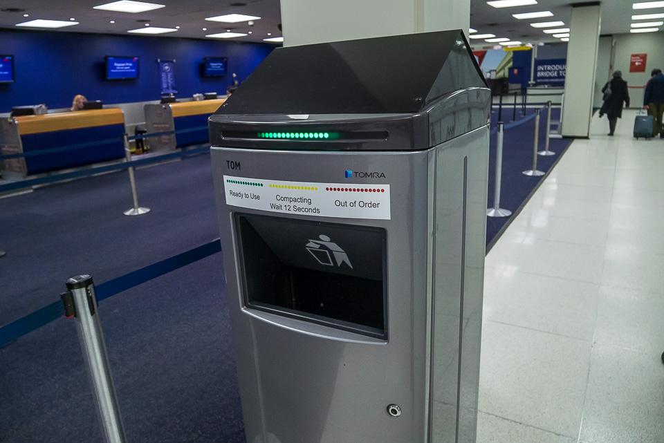 Аэропорт имени Джона Кеннеди. Нью-Йорк