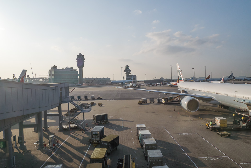Аэропорт Гонконга