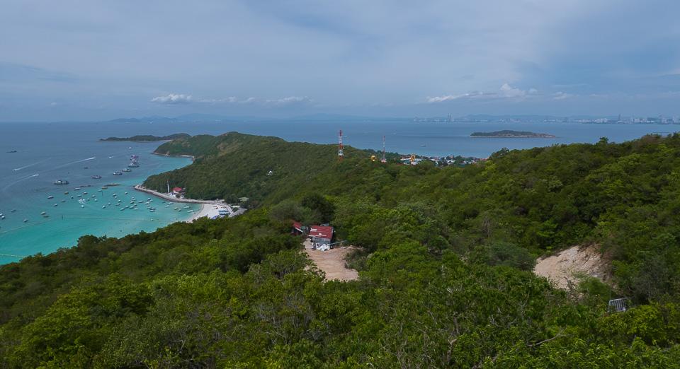 Остров Ларн, Паттайя