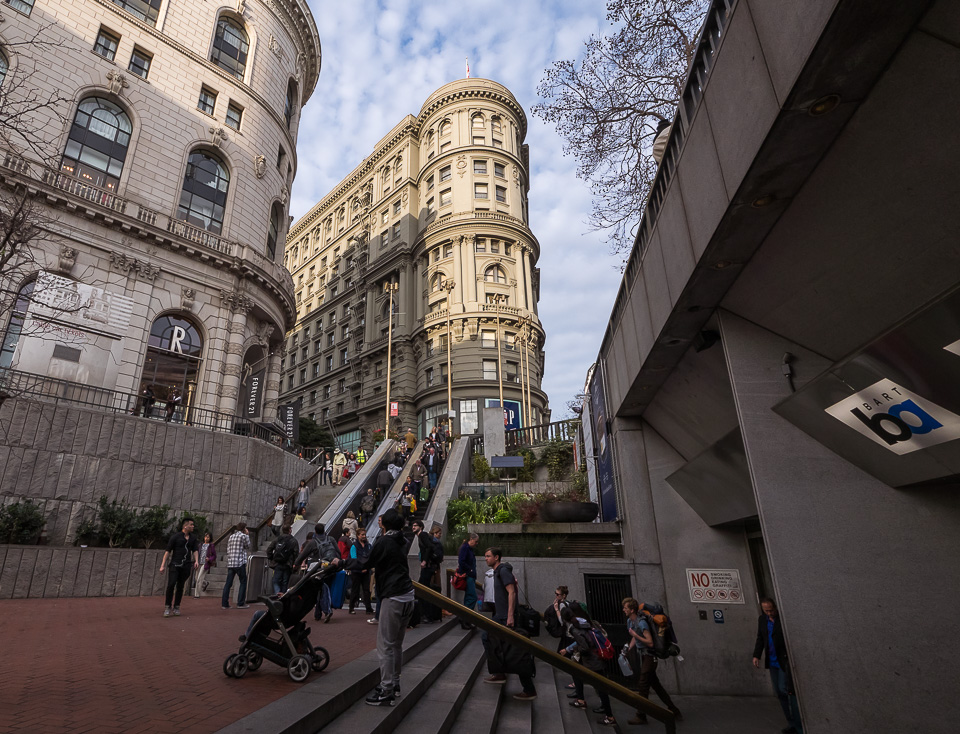 Метро Сан-Франциско