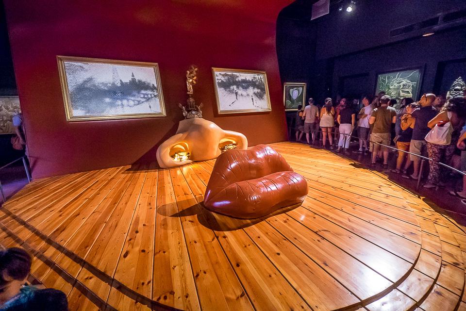 Театр-музей Дали в Фигерасе