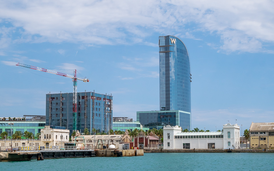 Экскурсия по порту Барселоны