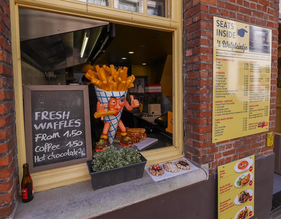 Цены в Брюгге