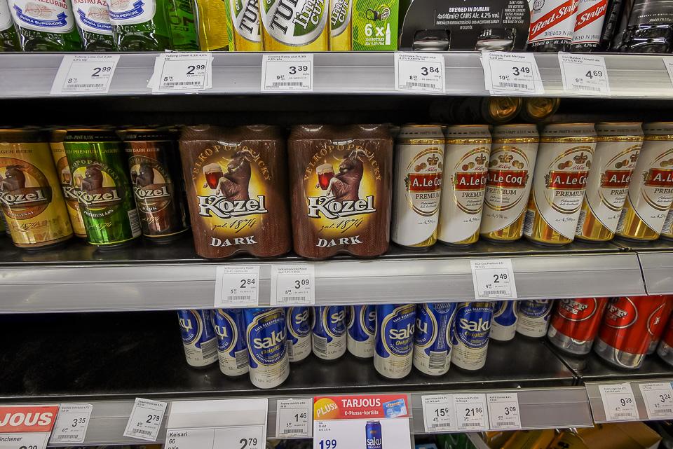 Цены в Хельсинки