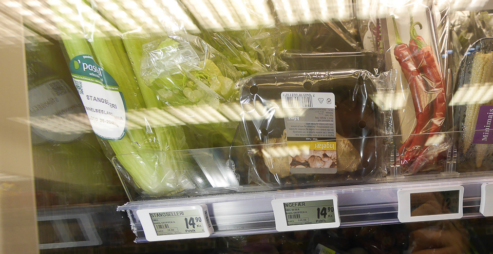 Цены в Норвегии