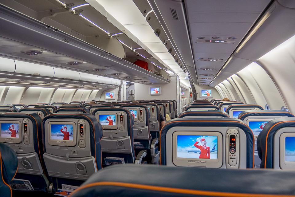 Компания Аэрофлот,российские международные авиалинии