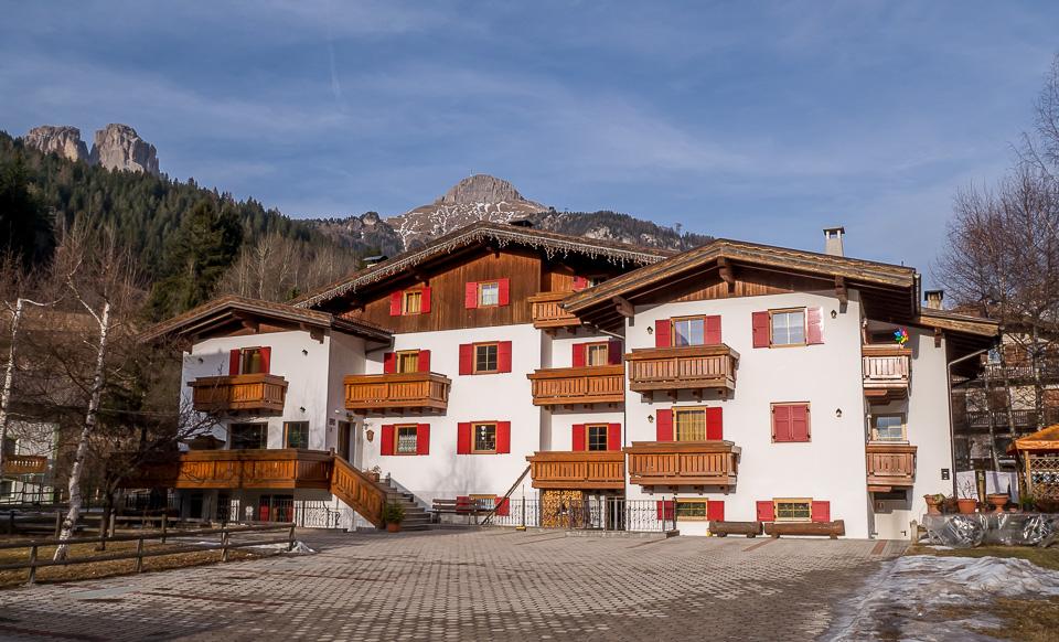 Отель Cesa Walter в Доломитовых Альпах