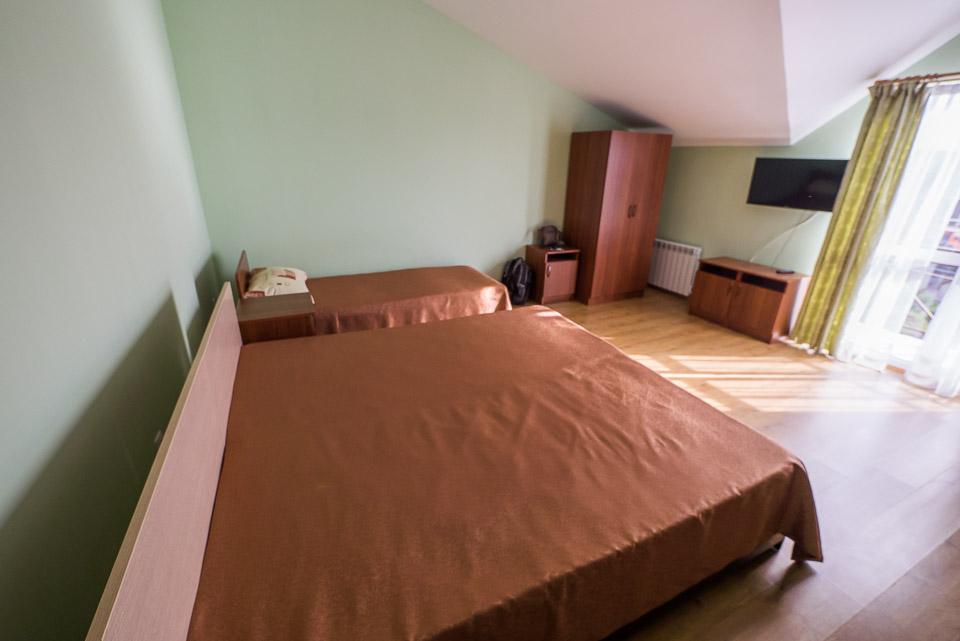 Отель Gracia, Адлер