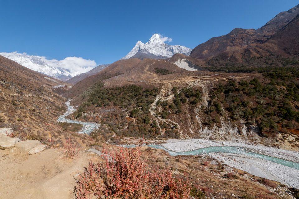 Долина реки Имджа-Кхола