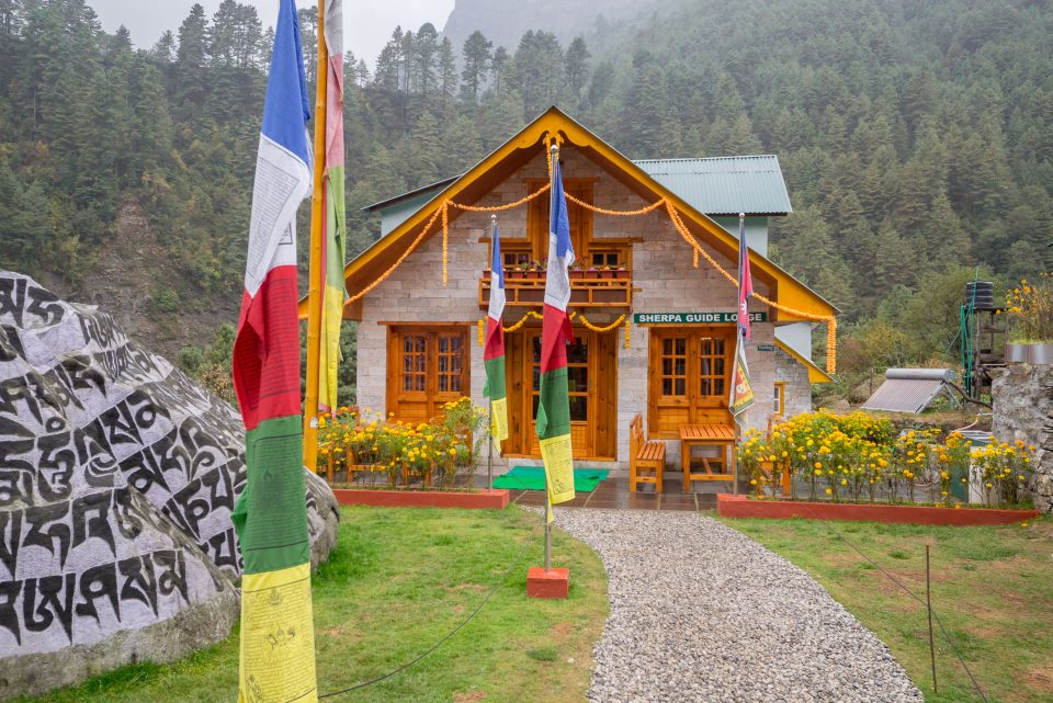 Sherpa Guide lodge