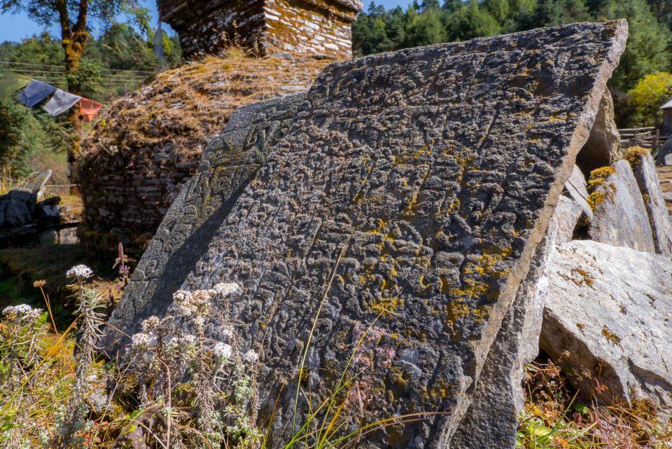 Древние таблички с надписями