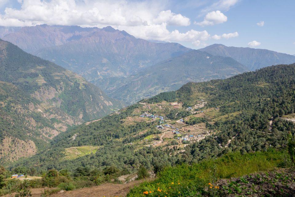 Вид на Нунталу