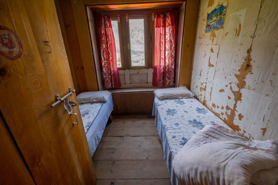 Комната в лодже Мунлайт