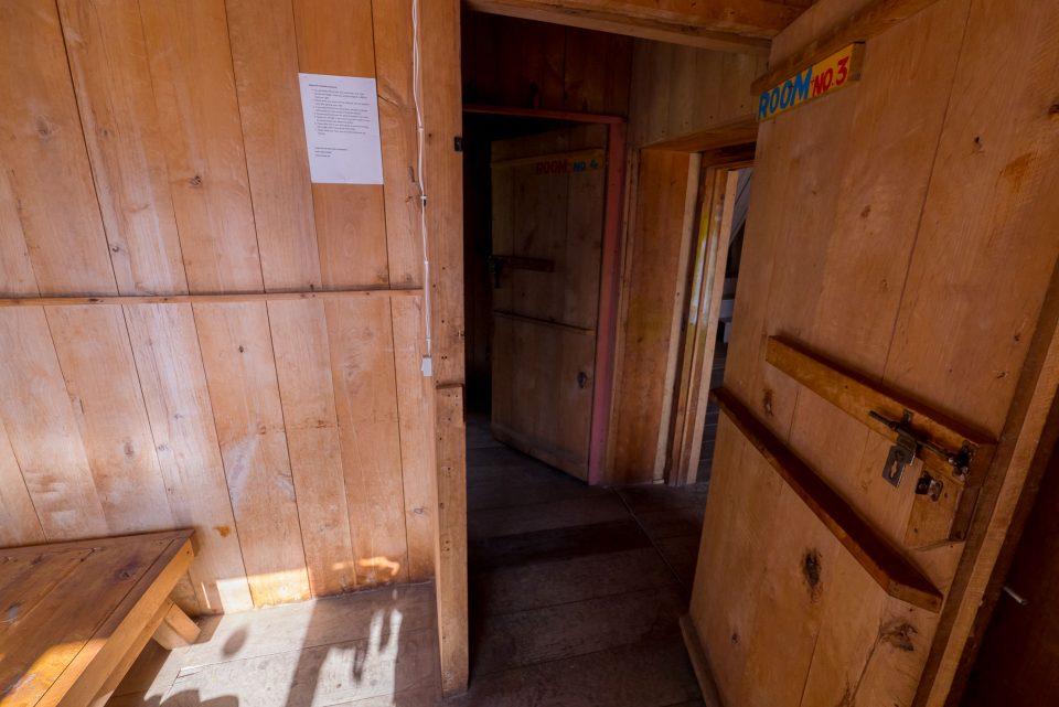 Комната в ложде