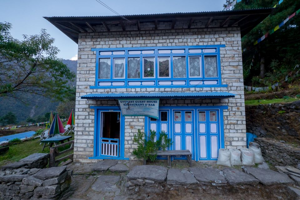 Everest guest house