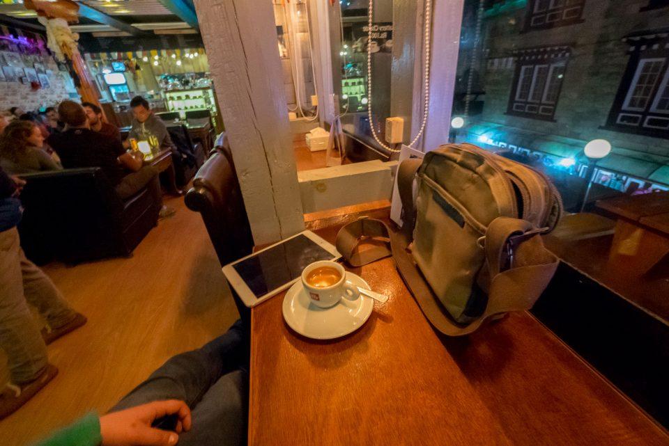 Serpa barista кафе