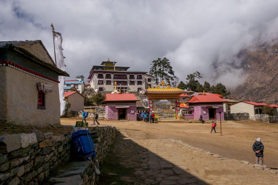 Храм в Тенгбоче