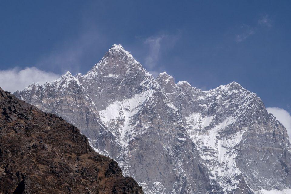 Гора Лхотзе. Красиво