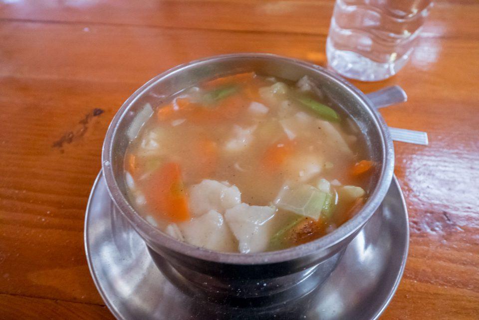 Шерпа суп
