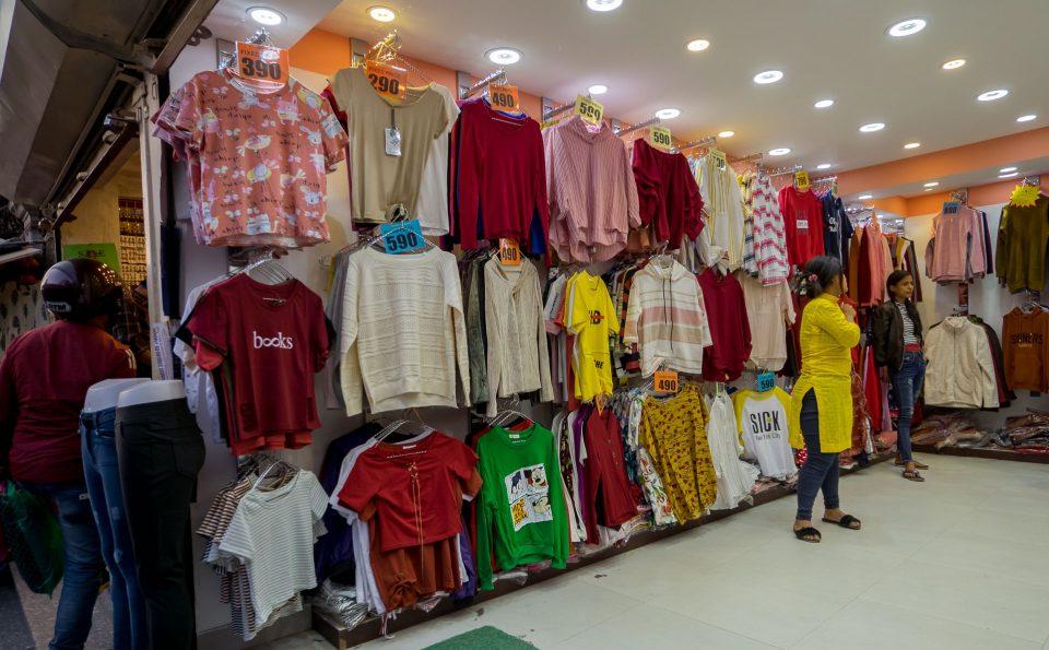 Одежда в Непале