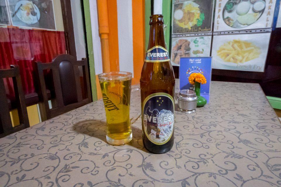 Пиво Эверест