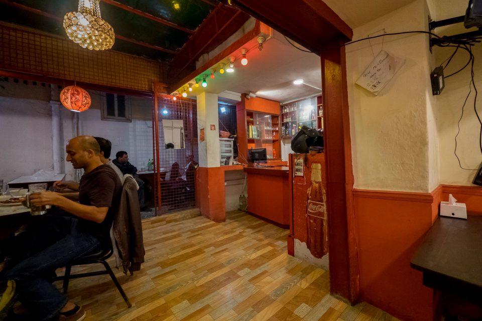 Китайская кафешка
