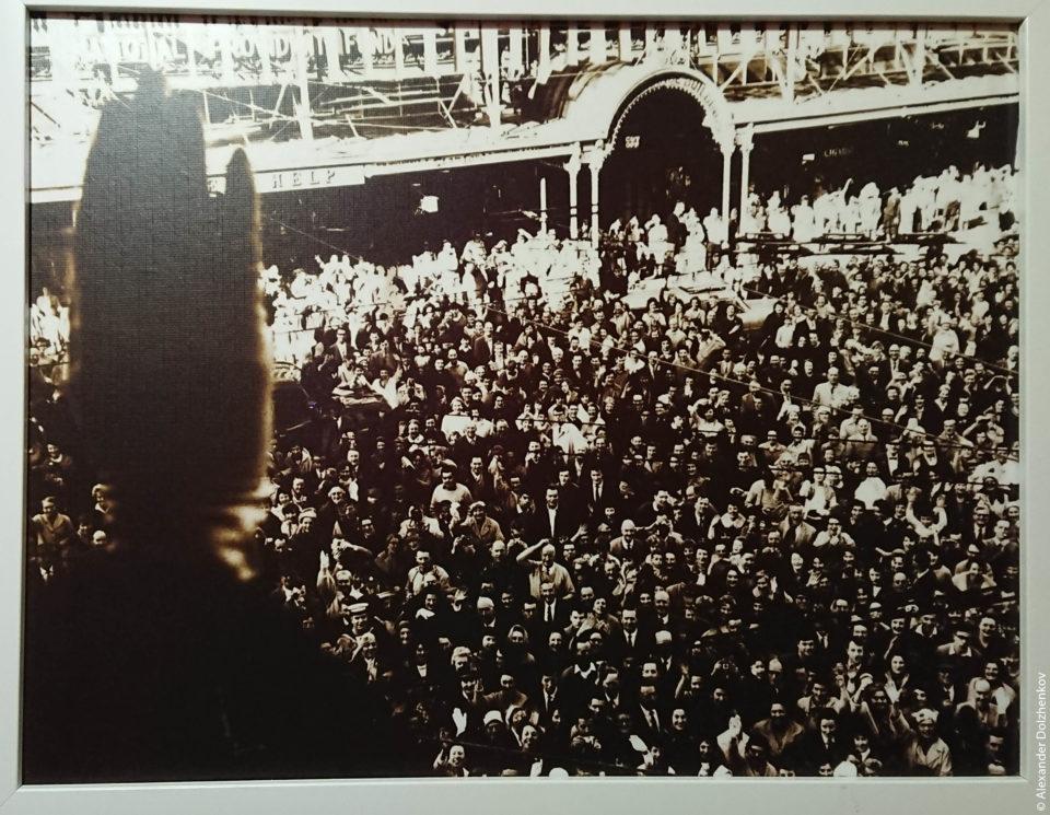 Фотографии короля Рама 9
