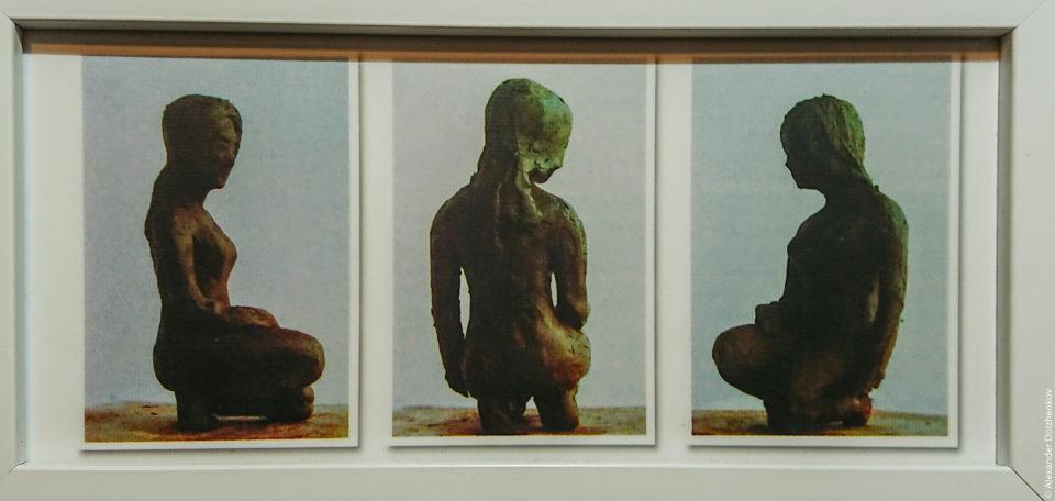 Скульптуры короля Рама 9