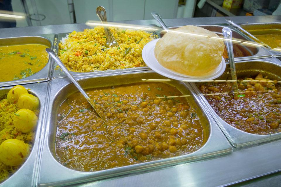 Еда в аэропорту Шарджа
