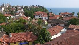 Старый город в Анталии